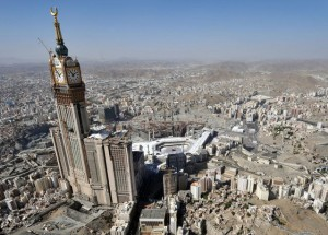 Hotel Expansion Surges in Saudi Arabia as Mecca Goes Upscale. By AFP