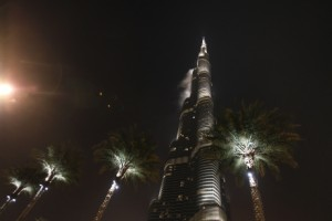 A cloud behind the Burj Khalifa looks like smoke from a fire in Dubai. Sarah Dea / The National  Read more: http://www.thenational.ae/news/uae-news/fog-misleads-dubai-residents-into-thinking-burj-khalifa-on-fire#ixzz2IsL9RjbM Follow us: @TheNationalUAE on Twitter | thenational.ae on Facebook