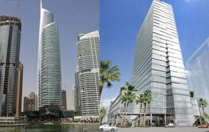 Four of the top 10 commercial transactions in Dubai in 2012 took place in the Business Bay district, three each were in Downtown Dubai and Jumeirah Lakes Towers, respectively.