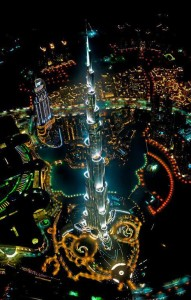 Burj Khalifa. Photo by skyscrapercity.com