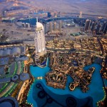 Burj Khalifa beaten to top spot in world's highest observation decks
