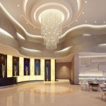 Artist's impression of the interior of Damac's Bay's Edge project