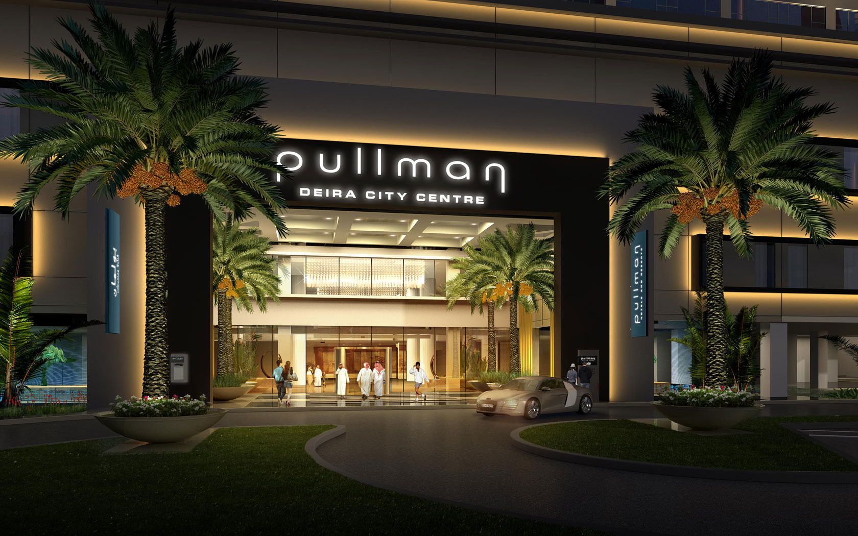 Pullman dubai deira city centre hotel officially 5 stars for Pullman hotel