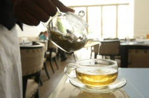 Image Credit: XPRESS/Clint Egbert Tea time: Jasmine Pearl Tea